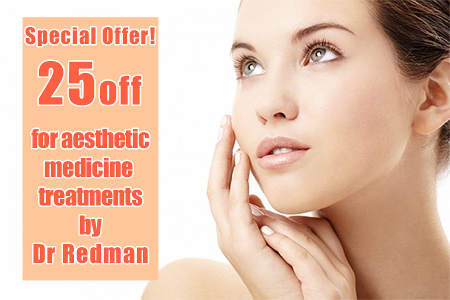 AUTUMN SPECIAL OFFER FOR AESTHETIC MEDICINE