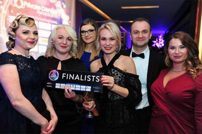 Dentistry Awards and Private Dentistry Awards of 2017 finalists as BEST PRACTICE SOUTH EAST and BEST CHILD-FRIENDLY-PRACTICE !